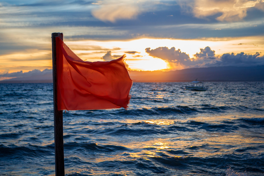 Red Flags are Not a Pretty Sight